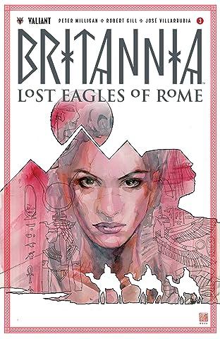Britannia: Lost Eagles of Rome No.3