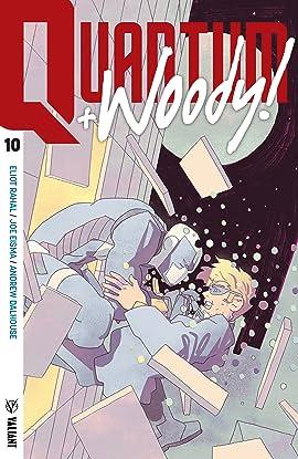 Quantum and Woody! (2017) #10