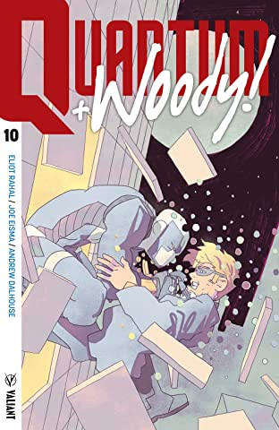 Quantum and Woody! (2017) #10