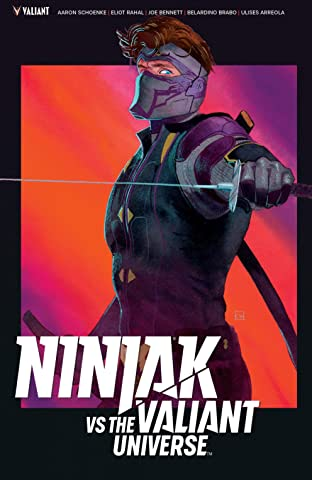 Ninjak Vs. the Valiant Universe
