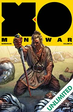X-O Manowar (2017) Vol. 5: Barbarians