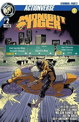 Midnight Tiger: Stronger #2