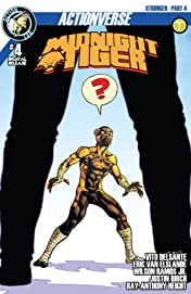 Midnight Tiger: Stronger #4