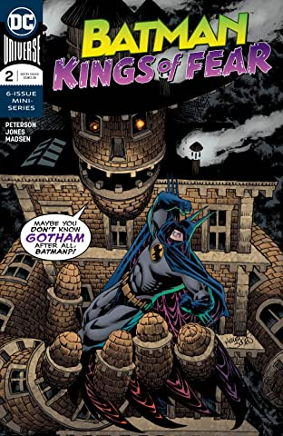 Batman: Kings of Fear (2018-) #2