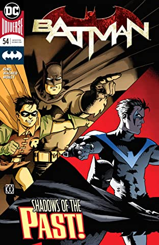 Batman (2016-) No.54