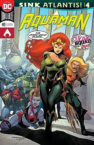 Aquaman (2016-) #40