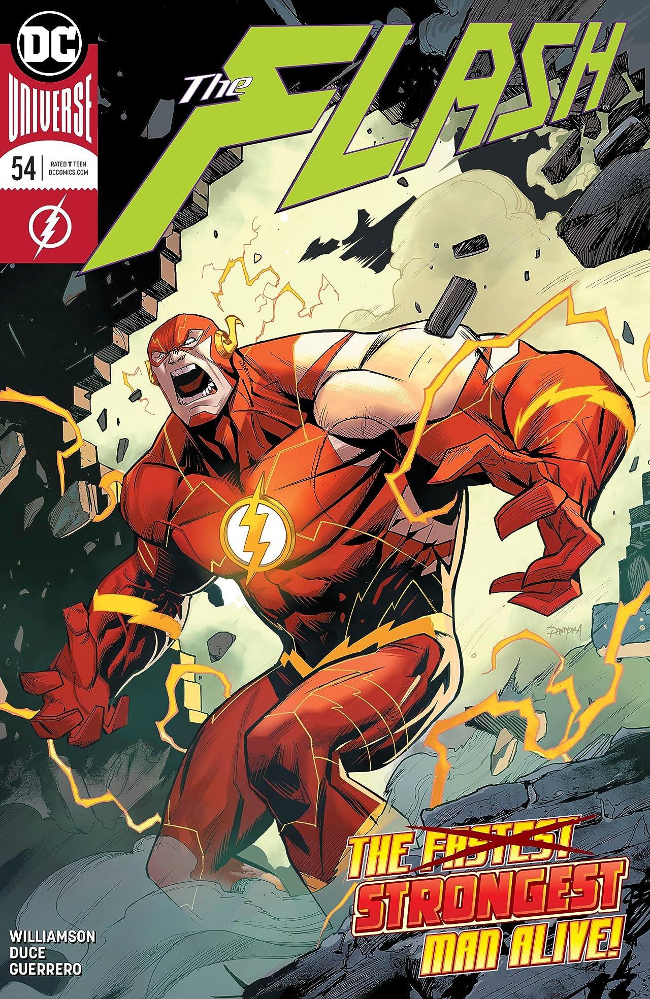 The Flash (2016-) #54