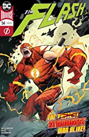 The Flash (2016-) #54