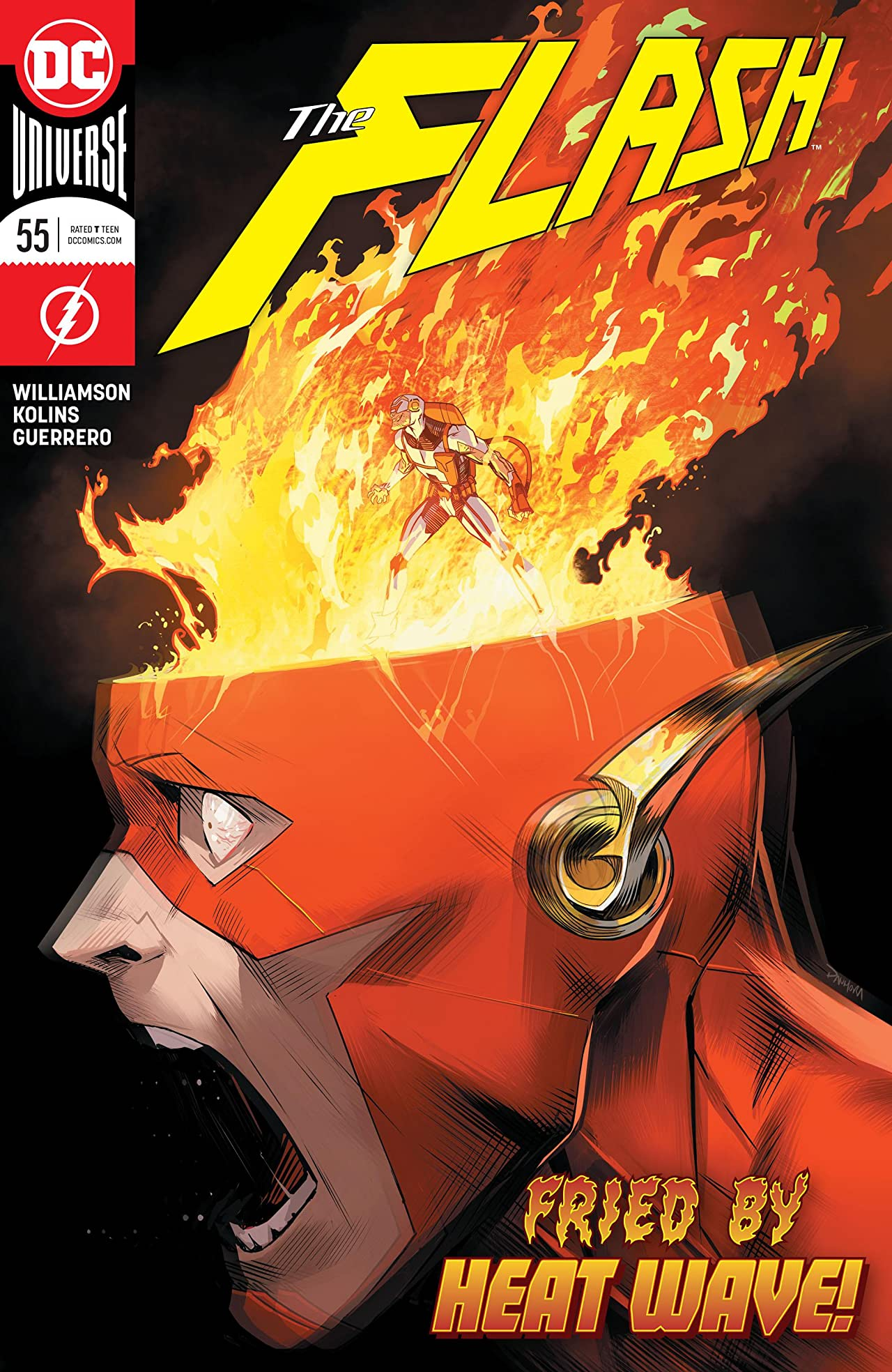 The Flash (2016-) No.55
