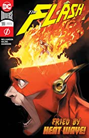 The Flash (2016-) #55