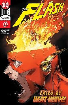 The Flash (2016-) #55