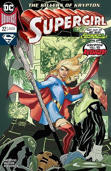 Supergirl (2016-) #22