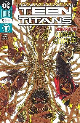Teen Titans (2016-) #22