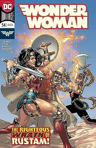 Wonder Woman (2016-) #54