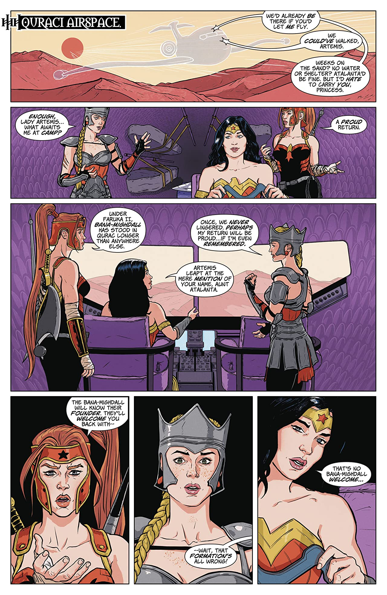 Wonder Woman (2016-) No.54