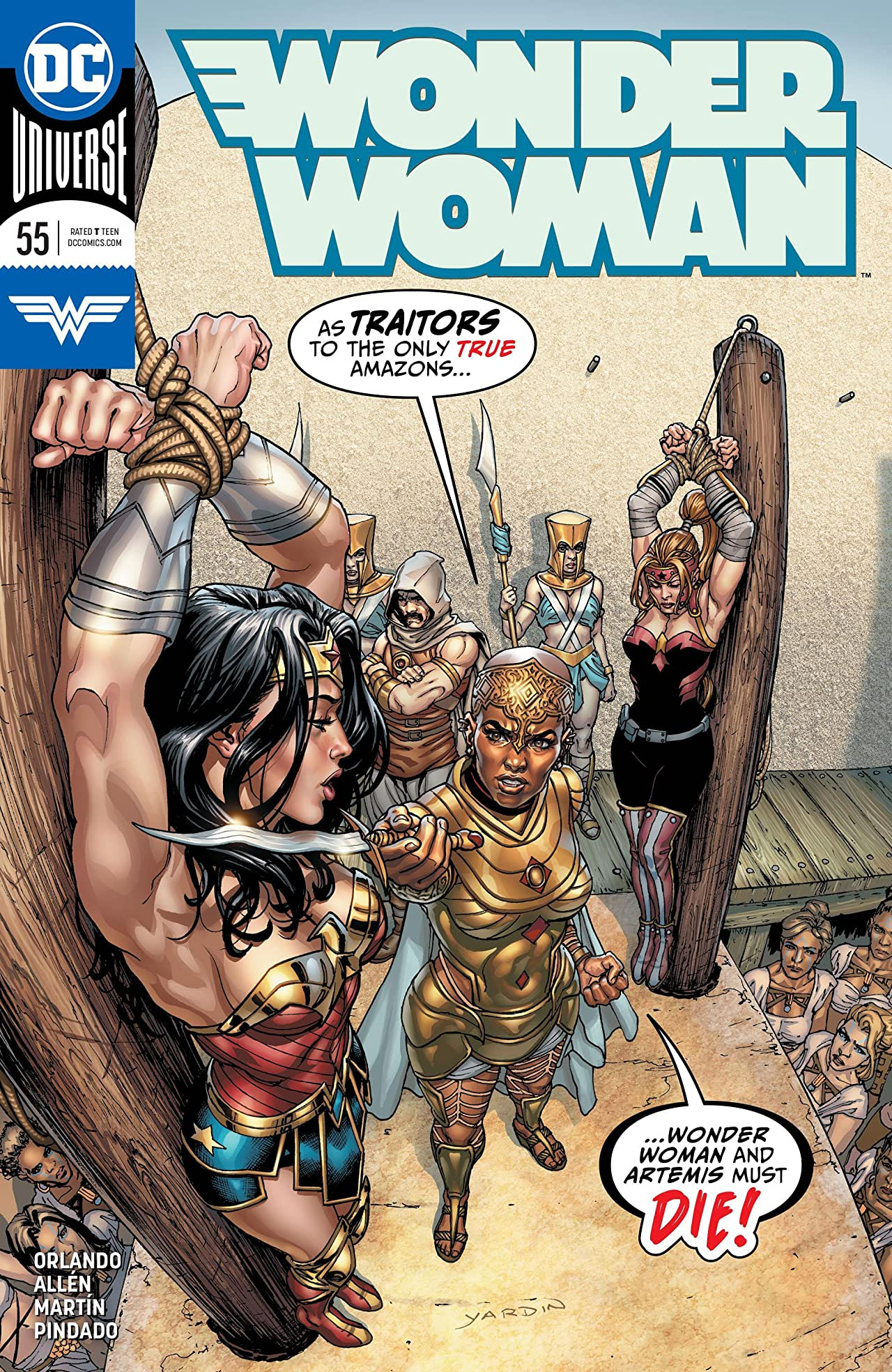 Wonder Woman - Tome 55