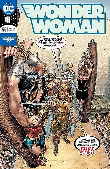 Wonder Woman (2016-) #55
