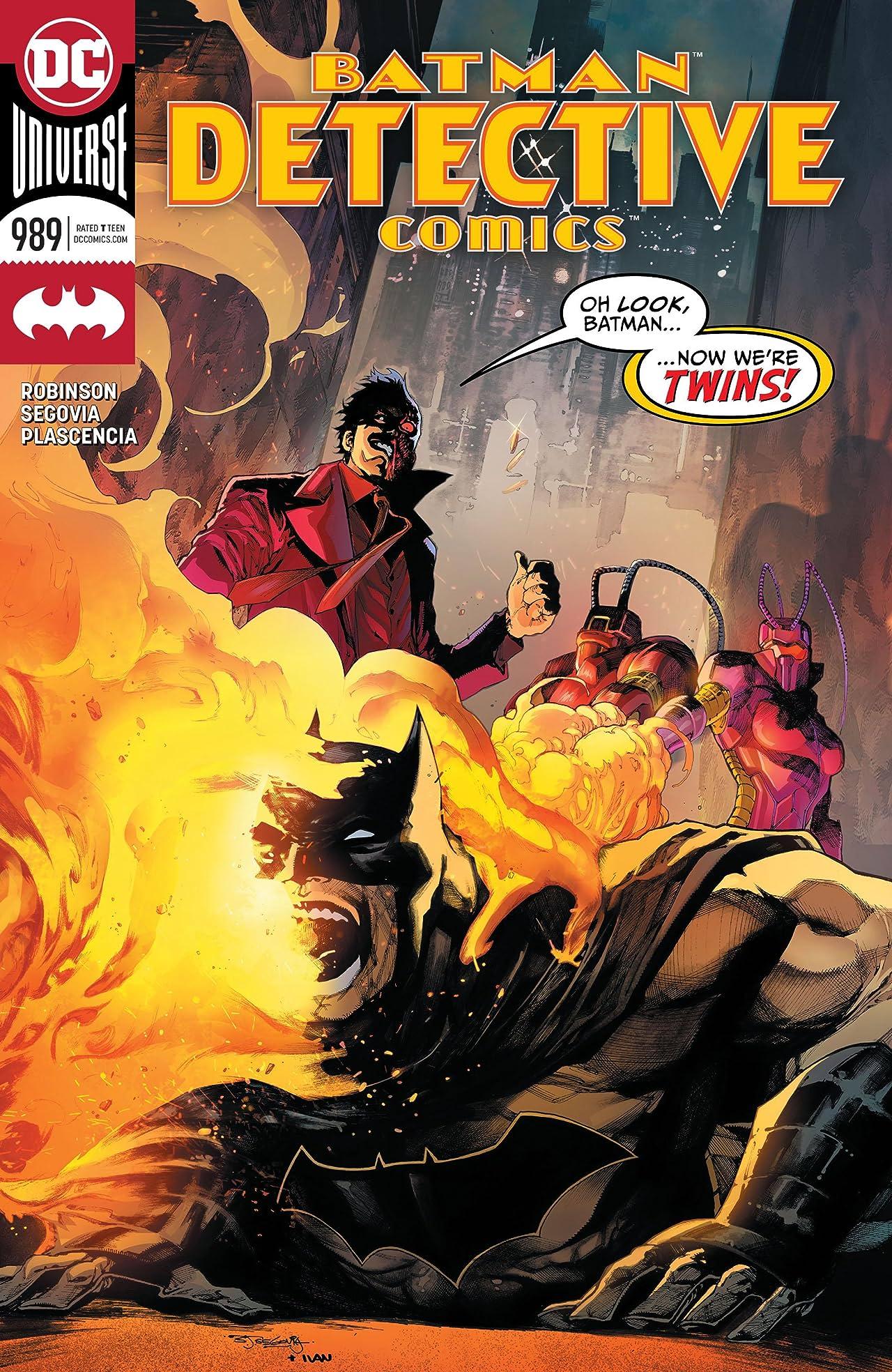 Detective Comics (2016-) No.989