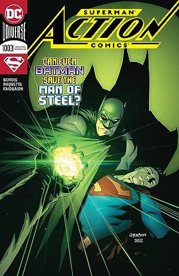 Action Comics (2016-) #1003