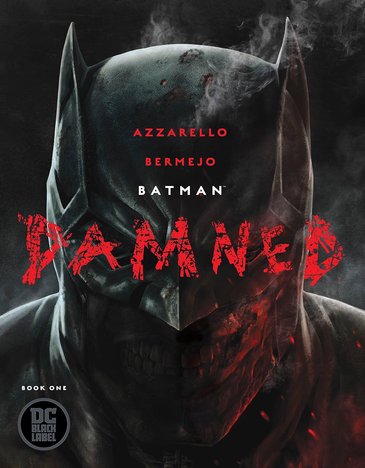 Batman: Damned (2018-) No.1