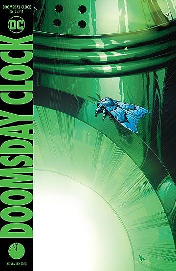 Doomsday Clock (2017-) #7