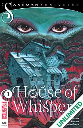 House of Whispers (2018-) #1