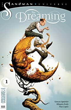 The Dreaming (2018-) #1