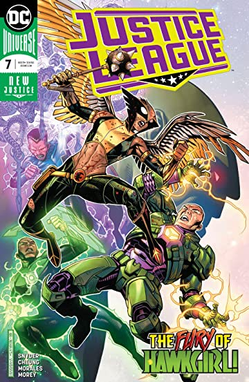 Justice League (2018-) No.7