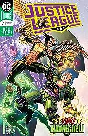 Justice League (2018-) #7