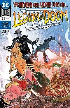 Justice League (2018-) #8