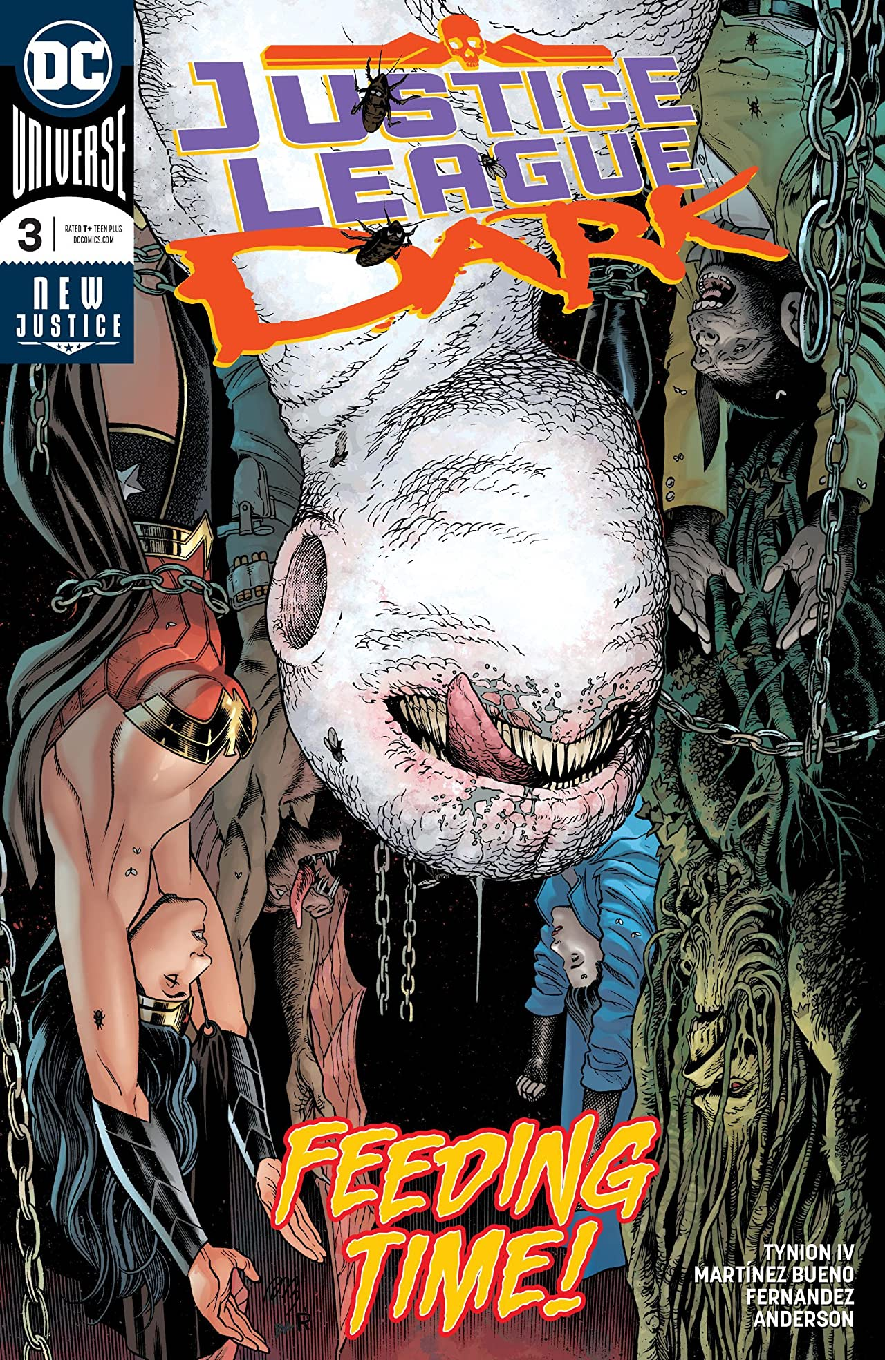 Justice League Dark (2018-) #3