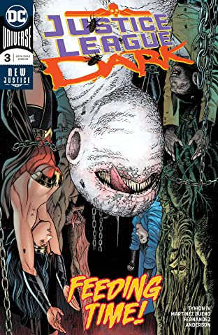 Justice League Dark (2018-) No.3