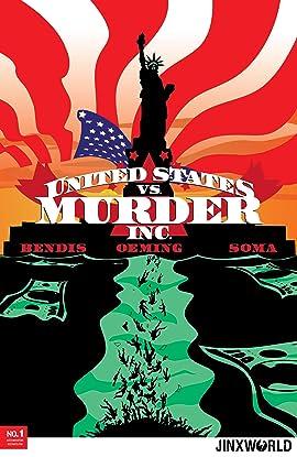 United States vs. Murder, Inc.(2018-2019) #1