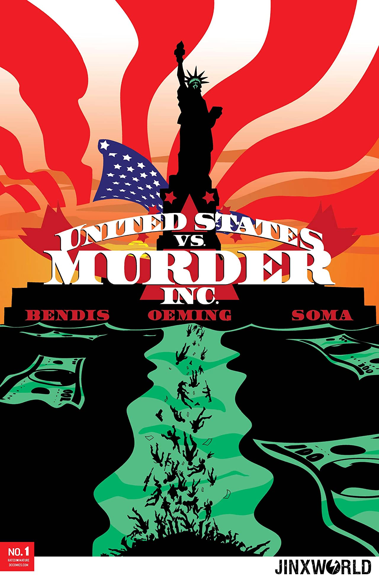 United States vs. Murder, Inc. (2018-) No.1