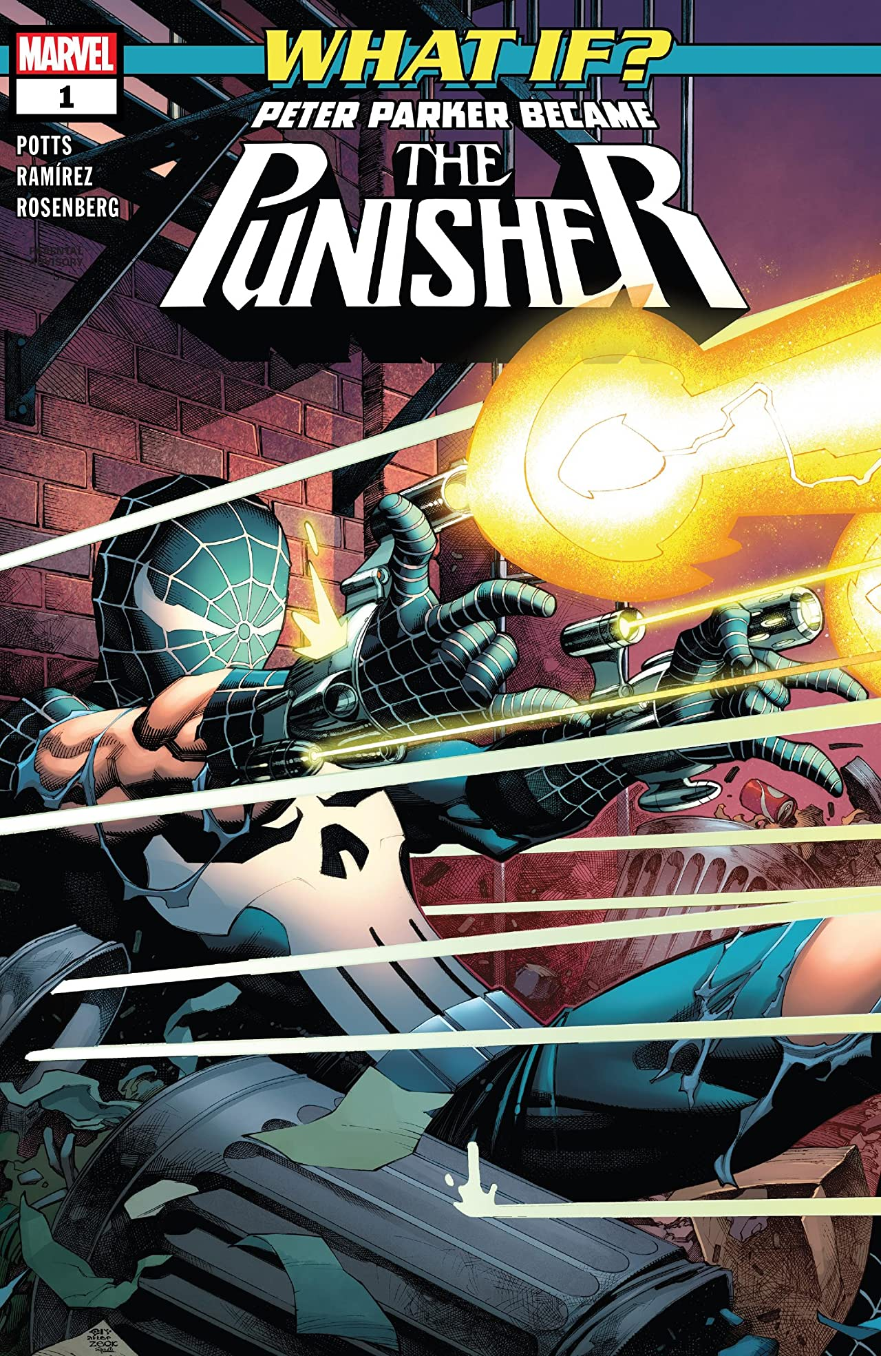 What If? Punisher (2018) No.1