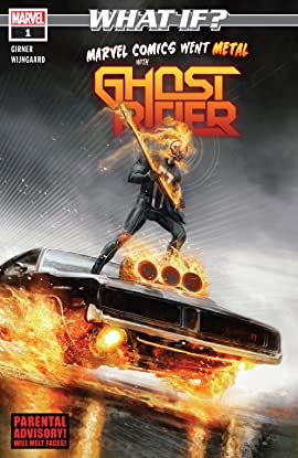 What If? Ghost Rider (2018) #1