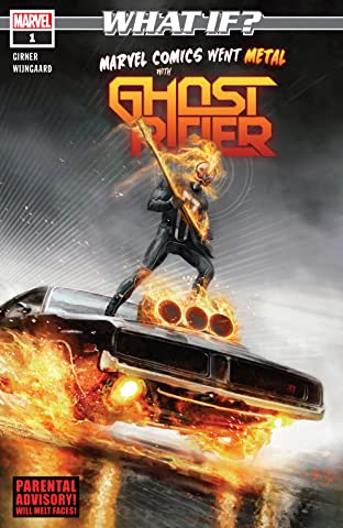 What If? Ghost Rider (2018) No.1