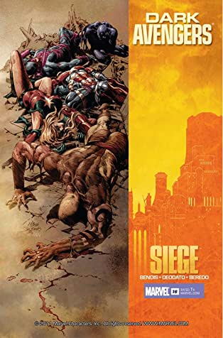 Dark Avengers #16