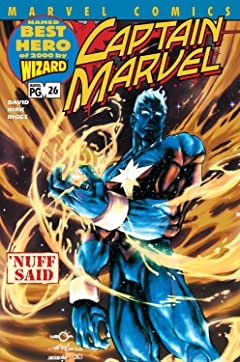 Captain Marvel (2000-2002) No.26