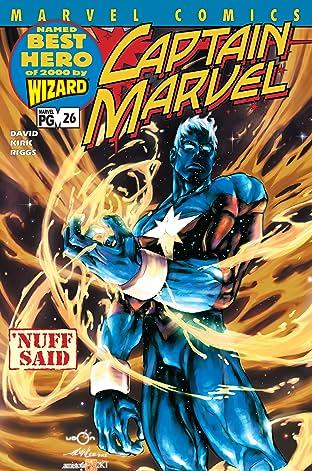 Captain Marvel (2000-2002) No.26