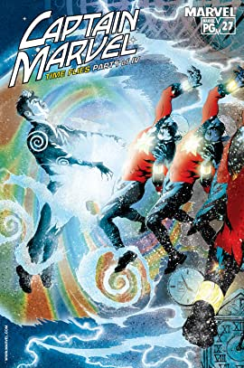 Captain Marvel (2000-2002) #27