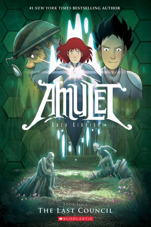 Amulet #4: The Last Council