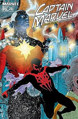 Captain Marvel (2000-2002) #28