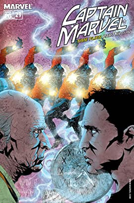Captain Marvel (2000-2002) #29