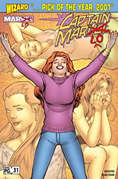 Captain Marvel (2000-2002) No.31