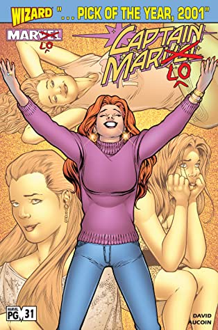 Captain Marvel (2000-2002) #31