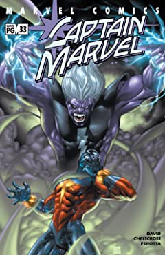 Captain Marvel (2000-2002) No.33