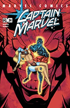 Captain Marvel (2000-2002) No.34