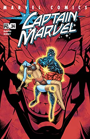 Captain Marvel (2000-2002) #34