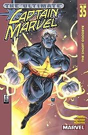 Captain Marvel (2000-2002) #35